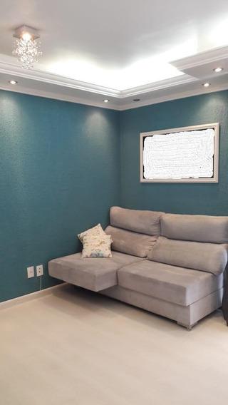 Apartamento Em Condomínio Principado De Louveira, Louveira/sp De 55m² 2 Quartos À Venda Por R$ 260.000,00 - Ap438665