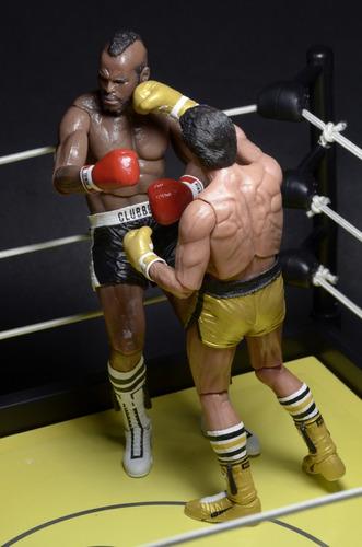 Figura Rocky Balboa 17cm Neca En Caja Original