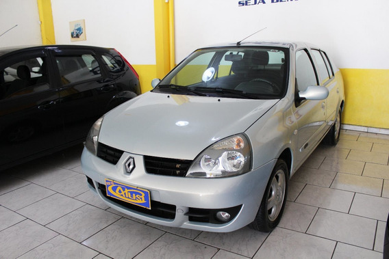 Renault Clio 1.6 Privilége Sedan 16v Flex 4p Manual