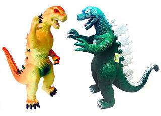 Godzilla Articulado A Elección Dinosaurios De 13 Cm Anime