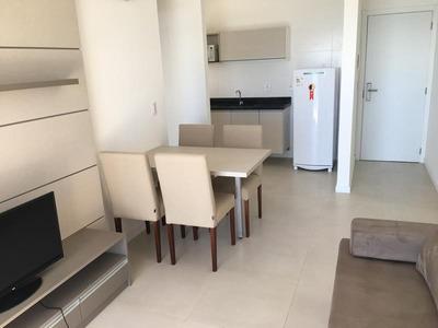 Flat Novíssimo À Venda Em Florianópolis - Praia Dos Ingleses - Completo - Pronto Para Morar - Excelente Investimento. - Fl0680