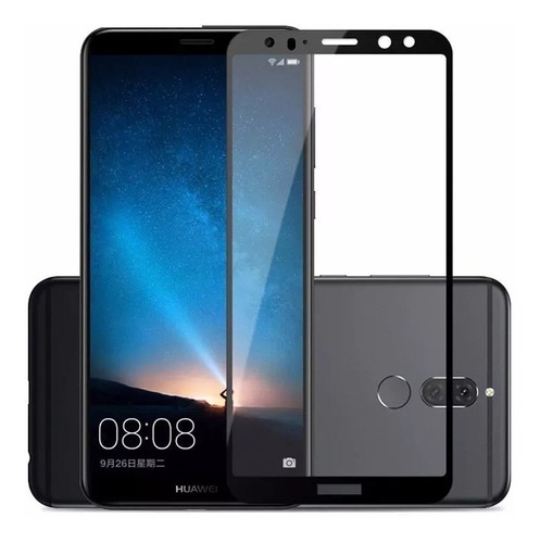 Vidrio Protector Templado 6d Huawei Mate 10 Lite