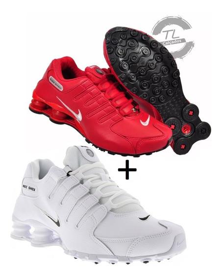 Tênis Sxhox Nike Nz 4 Molas Original Kit 2 Pares Promoção