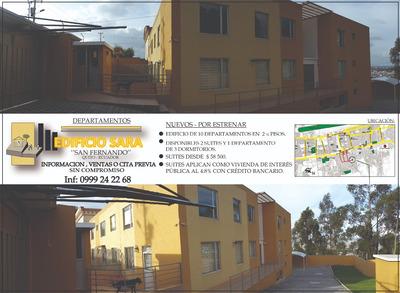 Suites Por Estrenar Norte De Quito