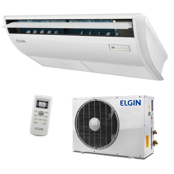 Ar Condicionado Split Piso Teto Eco Elgin 36000 Btus Frio 22