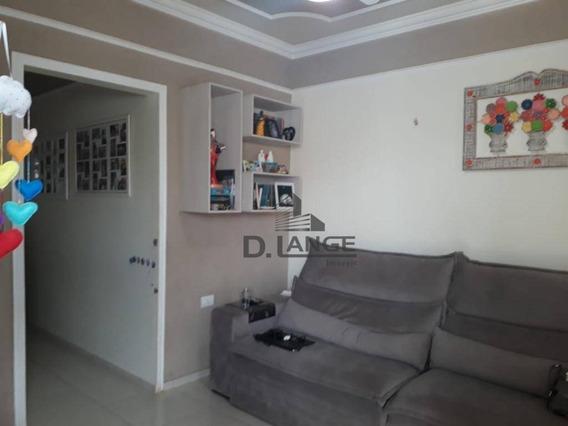 Casa Com 3 Dormitórios À Venda, 130 M² Por R$ 585.000,00 - Barão Geraldo - Campinas/sp - Ca11925