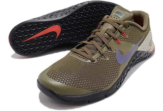 Nike Metcon 4 Crossfit Hombre Crossfit Gym Envío Inmediato