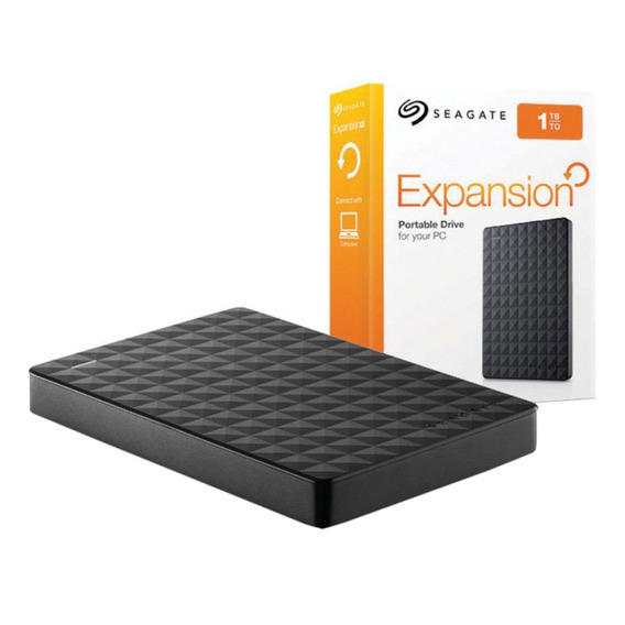 Hd Externo Seagate Expansion 1tb Usb 3.0 Ps4/xbox One