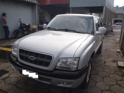 Chevrolet Blazer 2.8 4x4 8v Turbo Intercooler Diesel 4p