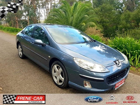 Peugeot 407 Confort 2.2 Nafta, 2005, Excelente Oportunidad!!