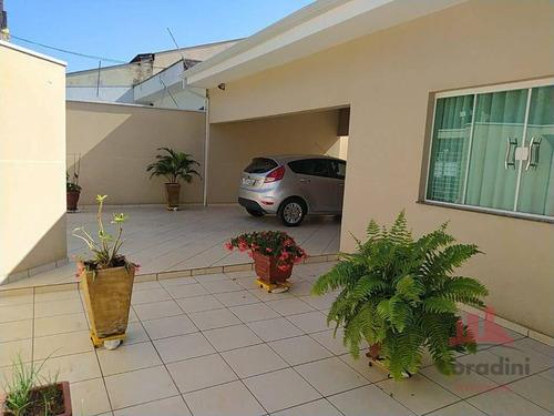 Imagem 1 de 25 de Casa Com 3 Dormitórios À Venda, 190 M² Por R$ 600.000,00 - Jardim Brasília - Americana/sp - Ca3010