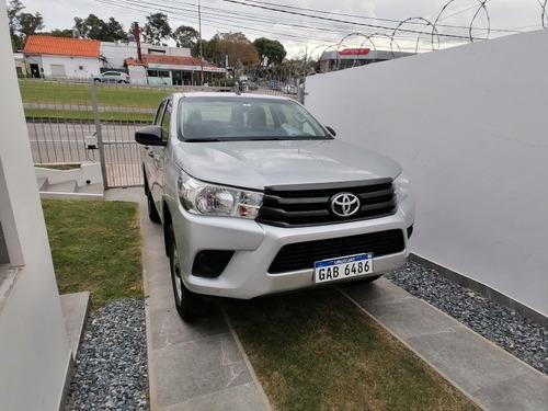 Toyota Hilux 2.5 Diesel Full