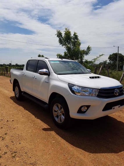 Toyota Hilux Hilux 2016 4x4