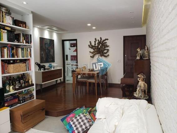 Apartamento Com 3 Quartos Para Comprar No Botafogo Em Rio De Janeiro/rj - 17824