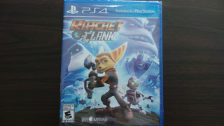Ratchet Clank Ps4 Nuevo Sellado