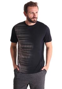 Camiseta Masculina Gola Redonda Holy