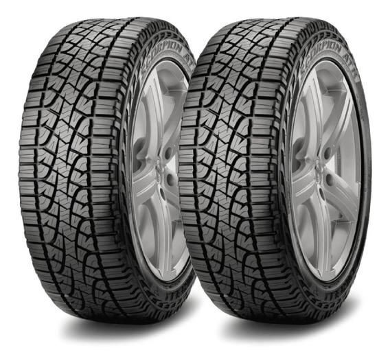 Kit X2 Pirelli Scorpion Atr 255/75 R15 109 Neumen Ahora18