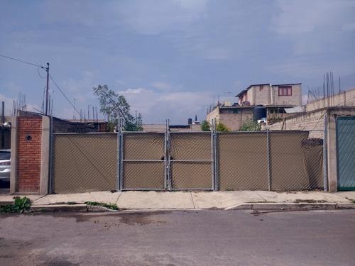 Imagen 1 de 3 de Terreno En Venta, Valle De Chalco