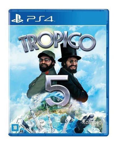 Tropico 5 Ps4 Game