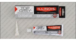 Formajunta Sellador Pega Juntas Illinois Top Grey 95gr Gris
