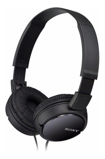 Audífonos Sony ZX Series MDR-ZX110 negro