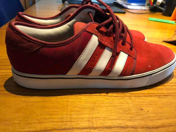 Zapatillas adidas Seeley Rojas Skateboard 11us