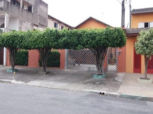 Sobrado De Condomínio À Venda - Ermelino Matarazzo - São Paulo. - So0279 - 32428012