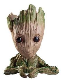 Baby Groot Marvel Vaso E Porta Treco Envio 24h Oferta