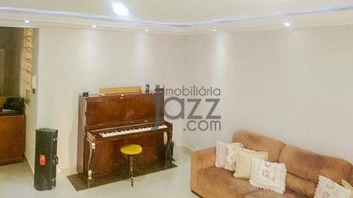Apartamento Com 2 Dormitórios À Venda, 108 M² Por R$ 595.000,00 - Aclimação - São Paulo/sp - Ap3644