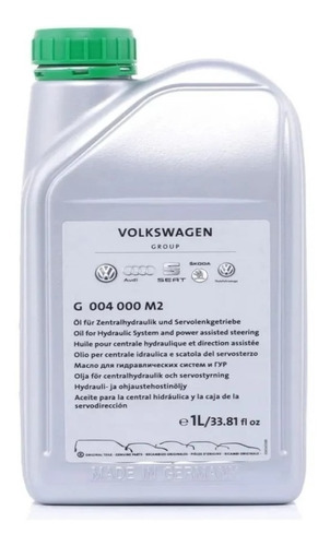 Imagem 1 de 6 de Óleo Direção Hidráulica Fox Amarok Jetta Original Volkswagen