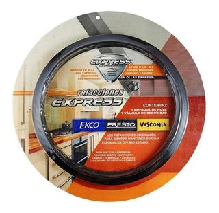 Empaque Para Olla Exprés Presion Ekco Antigua 6 Y 8 Litros
