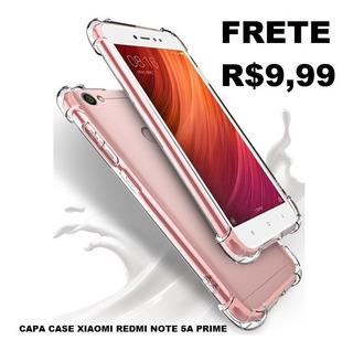 Capa Case Capinha Anti Choque Xiaomi Redmi Note 5a Prime