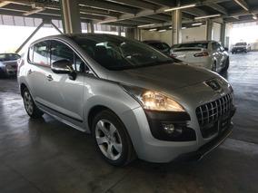 Peugeot 3008 1.6 Féline Mt 2012