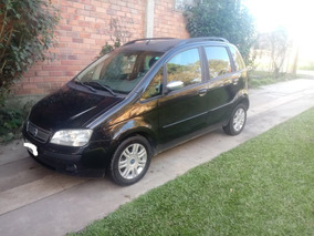 Idea 1.4 2006 Preto - Unico Dono