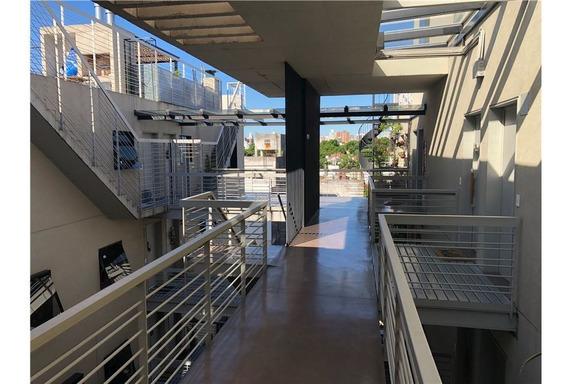 Monoambiente Tipo Duplex /cochera, Terraza Y Renta