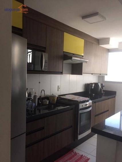 Apartamento Duplex Com 2 Dormitórios Paramobiliado Alugar, 111 M² Por R$ 1.800/mês - Jardim América - São José Dos Campos/sp - Ad0042