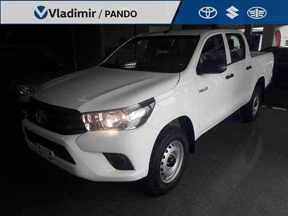 Toyota Hilux Dc - Dx 4x2 2019 0km