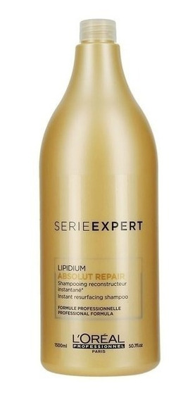 Shampoo Absolut Repair Lipidium X 1500 Ml Loreal Profesional