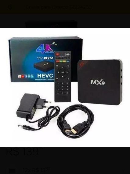 Transforme Sua Tv Em Smart Android 9.0 3gbram + 16gb