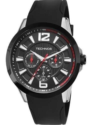 Relógio Technos Masculino Racer 6p29ahc/8p Original C/ Nota