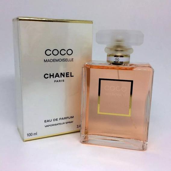 Coco Chanel Mademoiselle Eau De Parfum 100ml