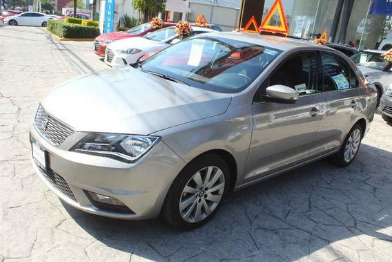 Seat Toledo 2017 4p Style L4/1.4/t Aut