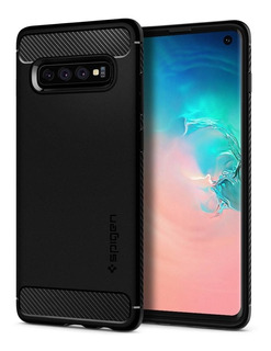 Capa Spigen Rugged Armor Galaxy S10 Original