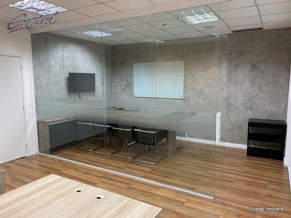 Comercial Para Aluguel, 0 Dormitórios, Chacara Santo Antonio - São Paulo - 20783