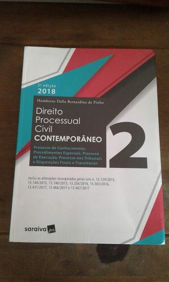 Livro Direito Processual Civil Contemporâneo Humberto Dalla