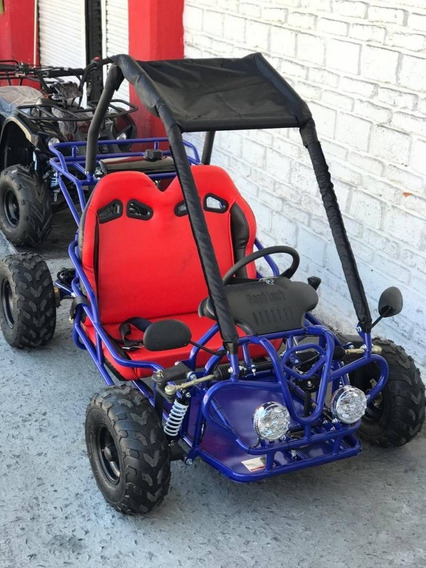 Arenero Tipo Go Kart Para Niños