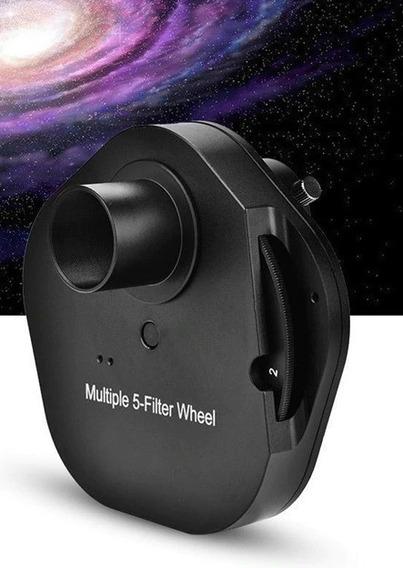 Telescópio Acessório Roda De Filtros Frete Grátis