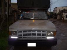 Chevrolet D-20 Unico Titular Con Cajas Mudancera Y La Origi