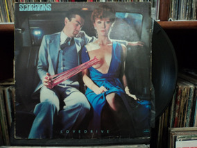 Lp:vinil:scorpions:love Drive:hard,heavy,rock