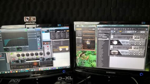 Vendo Computador Quadcore Para Produção Musical